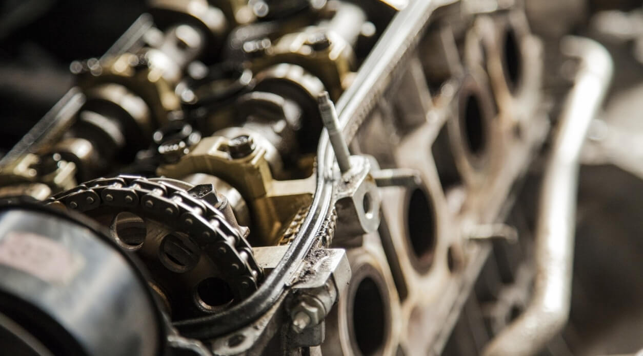 Ремонт двигателя после аварии